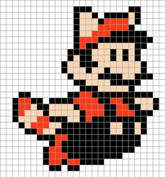 Luvs 2 Knit: Mario Graphs For Crochet, Afghan Stitch, Tunisian Crochet, Knitting