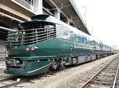Pregopontocom Tudo: Novo trem de cruzeiro de luxo,Twilight Express Mizukaze,será lançado no Japão...