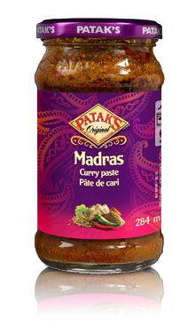 Madras Curry Paste