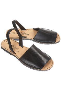 henna menorcan sandals
