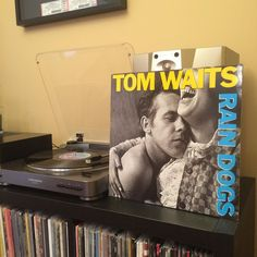 By far my favourite Tom Waits album right here. Took a long time of searching for this and then I walked into @aux33tours in Montreal and there it is. I could hardly believe it was the first record on the shelf when I walked in and an Original German pressing nonetheless! Tom Waits - Rain Dogs (1985) #tomwaits #raindogs #vinyl #vinylism #vinylgram #vinylporn #vinyladdict #vinylcollection #vinyljunkie #vinyligclub #vinylcollector #vinylcommunity #vinylrecords #nowplaying #nowspinning…