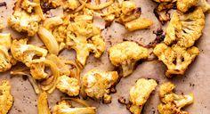 Curry-roasted cauliflower PERXFOOD.COM