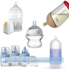 The 5 Best Bottles For Breastfed Babies
