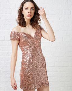 Rare Lisi Sequin Dress   Sequin & Sparkle Bridesmaid Dresses via www.southboundbride.com  #bridesmaiddresses #sequin #sparkle #bridesmaid #wedding