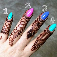 Cute Easy Henna Design Images Gallery - Cute Henna Design and Beautiful Nail For Girl Images Gallery. this is the most cute henna design for girl with Cute Henna Designs, Mehndi Designs Book, Finger Henna Designs, Mehndi Designs 2018, Mehndi Designs For Girls, Mehndi Designs For Beginners, Modern Mehndi Designs, Mehndi Design Photos, Mehndi Designs For Fingers