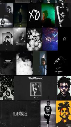 i am obsessed... xo til we overdose  -House of Balloons/Glass Table Girls -Tears in the Rain -Starboy -I'm good (ft. Lil wayne) -Often -28  -The Party & the After Party  -Valerie