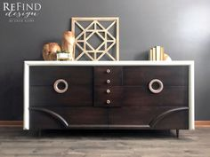 MCM Java and Antique White Milk Paint | General Finishes Design Center