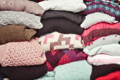 Over-sized Warm Soft Mystery BoHo Sweaters For Fall & Winter-All Styles & Sizes