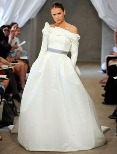 carolina herrera vestido de novia