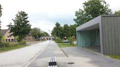 Mahn- & Gedenkstätte Ravensbrück w Fürstenberg/Havel, Brandenburg