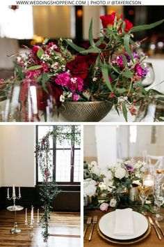 Check out this elegant wedding inspo! From the floral tabletops to stunning china and candlesticks add to the victorian-style wedding decor. candlestick wedding decor | wedding accessories | wedding table | wedding flower bouquets | indoor wedding inspiration | elegant wedding inspiration | #wedspiration | Find more real wedding ideas from Wedding Shoppe Inc. Free Wedding, Diy Wedding, Wedding Photos, Wedding Ideas, Table Wedding, Decor Wedding, Flower Bouquets, Flower Bouquet Wedding, Perfect Wedding Dress