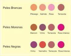 A Dica de hoje vai te ajudar a não errar na hora de comprar seu blush  porém, não esqueça de testar as cores em você antes de comprar. A mulher brasileira tem uma variedade incrível de tonalidade de pele #dicadajack #jacquelinefraga #makeup #visagismofacial #beautifull