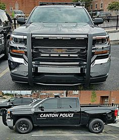 Canton Police Department.