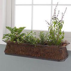 Indoor Garden Box indoor window flower box | indoor window boxes, flower boxes and