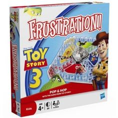 Toy Story 3 Frustration Game: Amazon.co.uk: Toys & Games