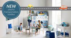 Meble dla dzieci - pokój dziecka zaaranżowany przez - FLEXA