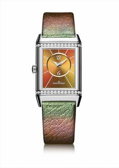 Reverso by Christian Louboutin, photo: Jaeger-LeCoultre