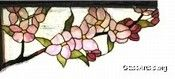 stained glass valances | Stained Glass Corner Valances « { Stained Glass Art }…