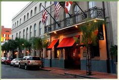 French Quarter Hotels | Prince Conti Hotel | Exterior photos