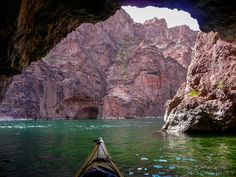 River Trips for Beginners: Black Canyon, Nevada. The Black Canyon is a 12 mile stretch of flatwater on the Colorado River just below Hoover Dam and less than an hour away from the Vegas strip.