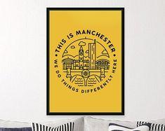 Blaue Balboa tanzen paar A3 A2 A1 Art Deco Bauhaus | Etsy Art Deco Illustration, Poster Print, Art Deco Stil, Etsy Uk, Bauhaus, Porsche Logo, Manchester, Vintage, Logos