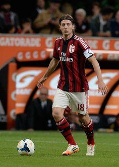 Riccardo Montolivo of AC Milan