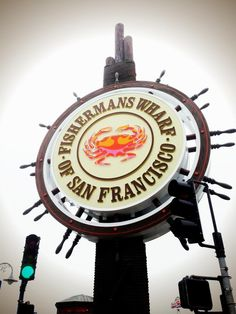 Welcome to Fisherman's Wharf, San Francisco's most famous waterfront community. Your list of places to visit starts here. Fisherman's Wharf San Francisco, San Francisco Tours, Places To Travel, Places To Visit, Happy Things, Vacation Destinations, Family Travel, Places Ive Been, Bucket