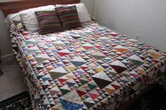 The Halfway Quilt Complete