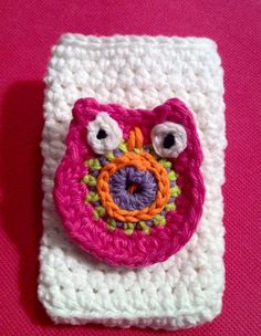 Owl iPhone 44S case by CraftsByMands on Etsy, $8.00