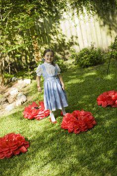 Wizard of Oz - Rainbow Birthday Party Ideas | Photo 1 of 52 | Catch My Party