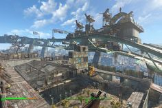 Marvels of post-apocalyptic engineering: the best Fallout 4 settlements and structures