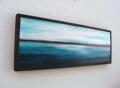 Wood Wall Art - Painted Wood Sculpture
