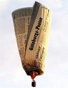 Hot Air Balloon, Zeppelin, Balloons, Design, Decor, Globes, Decoration, Hot Air Balloons