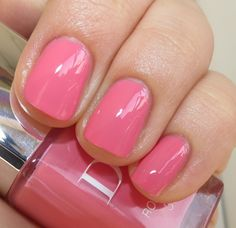 Dior Rosy Bow Vernis - Spring 2013 By far,my favorite color!