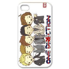 1d kartun For iPhone 4  case! i would get this but i would get the guys from Our2ndlife!