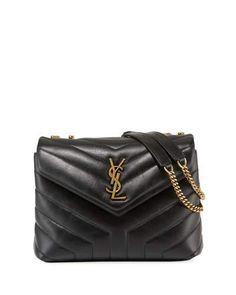 528ee7636f9f Saint Laurent Bags   Wallets at Neiman Marcus. Chain Shoulder BagSaint ...
