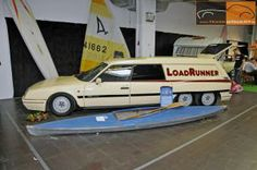 1990 Citroens CX Loadrunner 6x6 in the world by: www.01a-teamservice.com