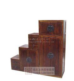 RMB 3k 实木玄关柜/中式古典玄关柜/门厅玄关柜定做11B23-淘宝网