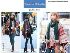 Fashion look de Inverno para se inspirar, no blog Universo da Moda & Cia.