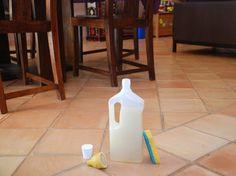 Nettoyant sol fait maison : la recette parfaite