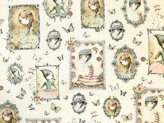 Quilting Treasures - Santoro 'Mirabelle' be-137-11-7099
