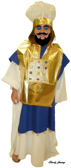 Purim high priest costume adult