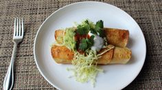 Learn how to make Turkey Flautas! Go to http://foodwishes.blogspot.com/2015/11/crispy-turkey-flautas-great-reason-for.html for the ingredient amounts, more i...