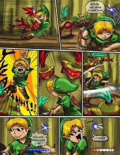 Legend of Zelda fan fic pg21 by *girldirtbiker on deviantART