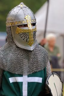 Knight of St. Lazarus 1200 AD. The Knights of Saint Lazarus were involved in many notable battles. At the great debacle of the Christian forces at … | Pinteres…