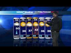 Jeff Tweedy does the weather.