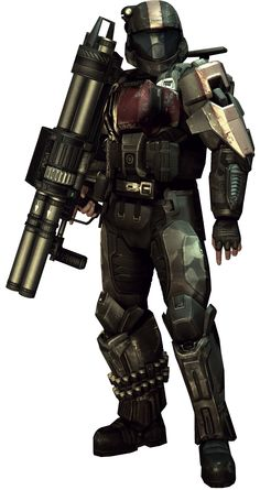 Halo 3 ODST Mickey