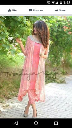 08be570a5ce29e Ropa d boda Nico Hijab Style, Pakistani Dresses, Kurti Designs Pakistani,  Indian Dresses