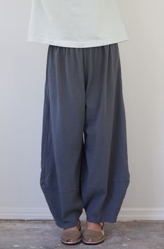 Oliver Relax Pant Knight