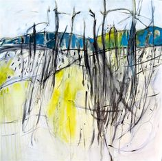 Love this acrylic painting from Ugallery. The Hill that Calls to Me by Kara Barkved. Original Art For Sale, Original Artwork, Original Paintings, Online Painting, Mark Making, Kara, Printmaking, Art Gallery, Drawings
